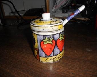 Cute Jam Jar