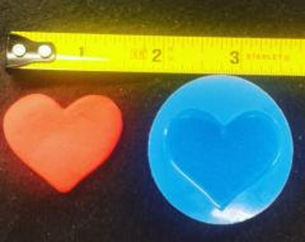 Small Heart Silicone Mold
