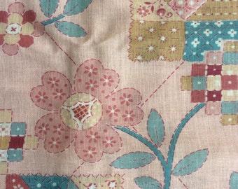 1930s Cheater Fabric
