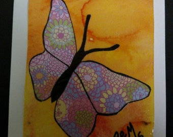 Butterfly - ArtCardz - Creatures Great and Small line