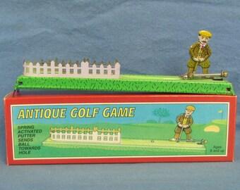 Schylling Antique Golf Game