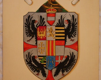 PICTURE COAT OF ARMS