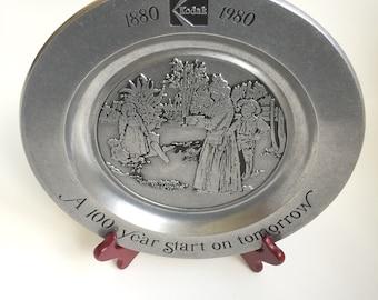 Kodak Plate, 100 year anniversary