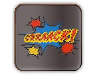 CRRAACK! coaster