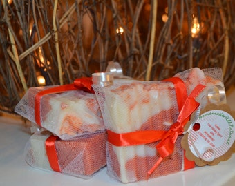 Peppermint Essential Oil, Bars of Soap (shipped free!)