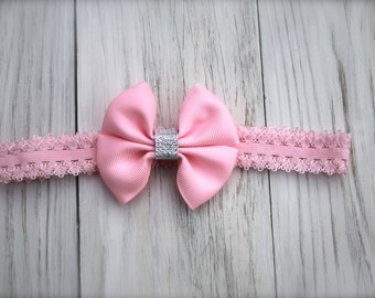 Handmade Baby Butterfly Bows