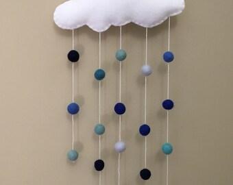 Flet cloud mobile - baby mobile - nursery mobile