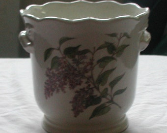 Vintage 1980's Royal Winton Ironstone Plant Holder Planter