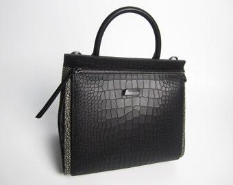 Leather Satchel Preorder