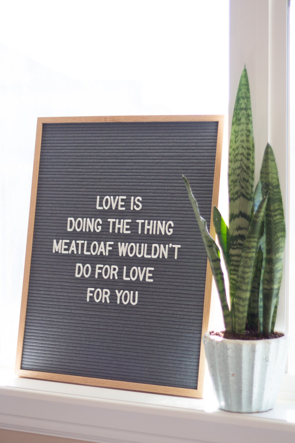 16x20 letter board w 290 characters grey felt by letterfolk. Black Bedroom Furniture Sets. Home Design Ideas