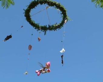 """Fairy mobile """"flying"""""""