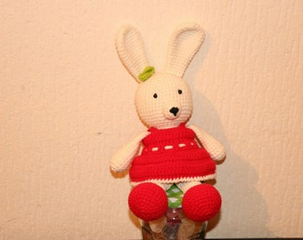 Amigurumis, doudou, plush, rabbit