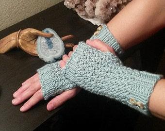 Lace Wrist Warmers