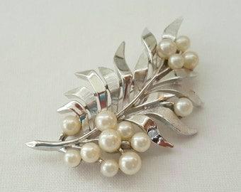 TRIFARI Pearl Pin (reserved)