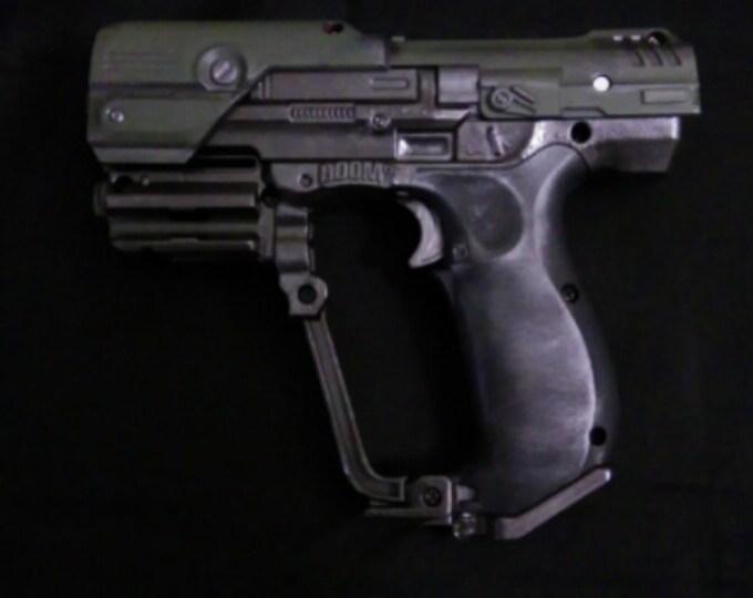 Halo series Olive drab M6 pistol