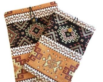 Boho Ipad Mini Case,Ethnic Ipad Case,Carpet Ipad Case, Kilim Ipad Case,Ethnic Ipad Cover,Fabric Ipad Case,Ipad mini case,Ipad Sleeve