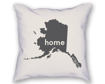Alaska Home Pillow