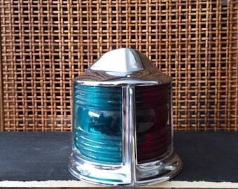 Vintage Marine Bow Light