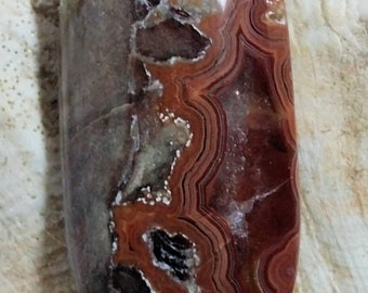 TeePee Canyon Agate Polished Stone #34