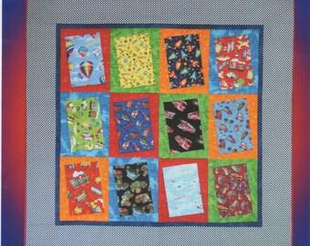 My Play Mat quilt pattern