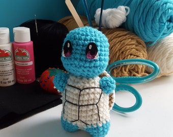 Simply Sweet Squirtle Crochet Pattern