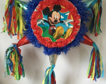 Mickey Mouse Pinata Fast Shipping