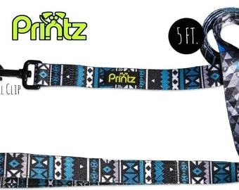 Comfort Grip Handle Leash by Printz Pet Supply