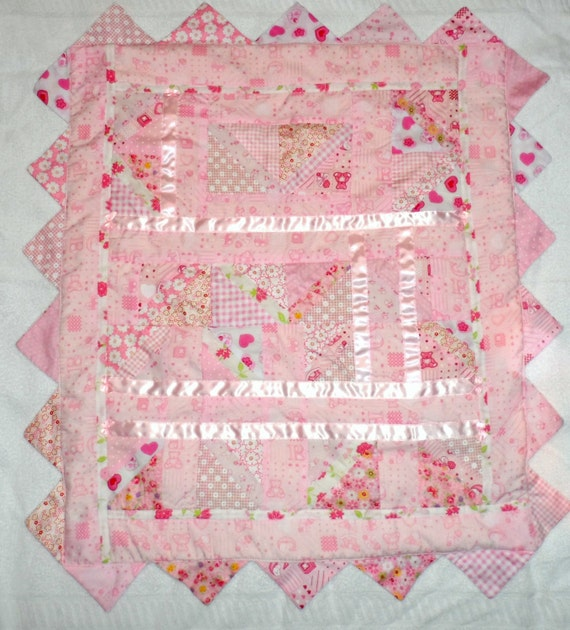 Hand made baby patch work floor quilt for Floor quilt for babies