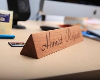 triangle desk name