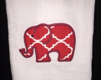 Elephant handtowel