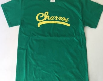 Kenny Powers Charros jersey /t-shirt mexico east bound and down adult med-2xl