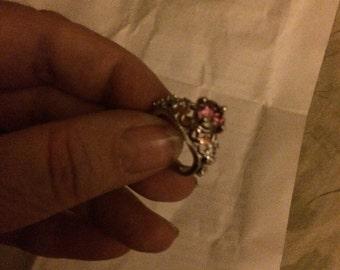 Argyle pink diamond ring 1.70 ct vvs1 j-k