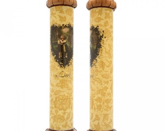 Kaleidoscope - Retro Love, Vintage Art Handmade Collectible Toy