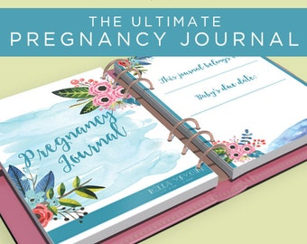 Pregnancy journal etsy pronofoot35fo Images