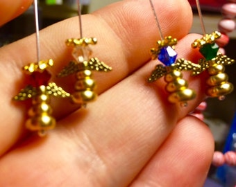 Bitty Birthstone Earrings