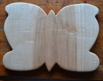 Waldorf Maple Breakfast board Large Style
