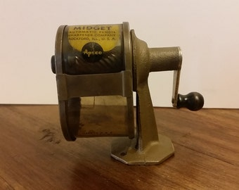 Midget Vintage Pencil Shapener