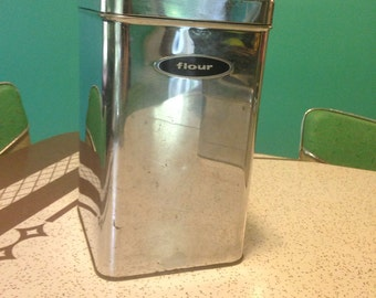 Mid-century Kitchen Canister