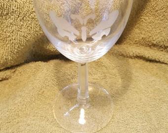 BUTTERLY  Wine Glass