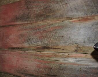 Custom Reclaimed Lumber Table Top