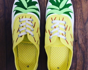 Big Pineapple Shoes