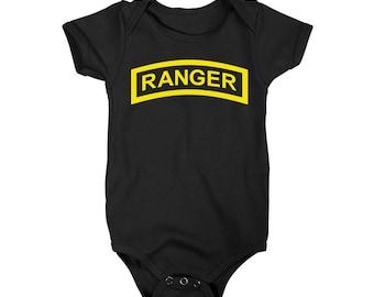 Army Ranger One-Piece T-Shirt Onesie