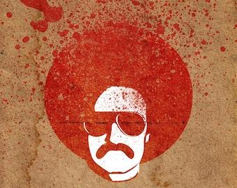 The Man Stencil