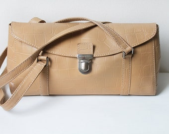 Marc O'Polo Handbag, Leather Shoulder Bag, Vintage Marco Polo Brand Purse