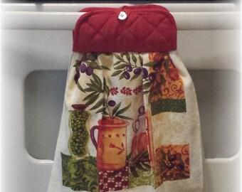 Pot Holder Towel