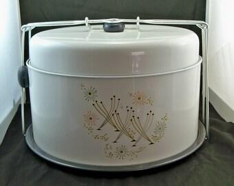 Atomic Flower Cake Carrier