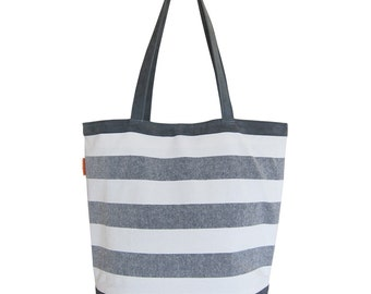 Beachbag Grey