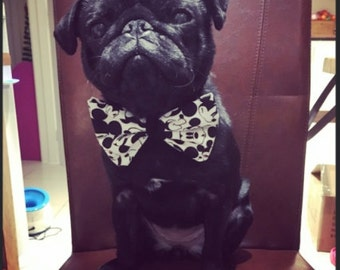 Disney Mickey Mouse Bow Tie for Dogs