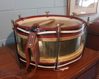 French Field Drum