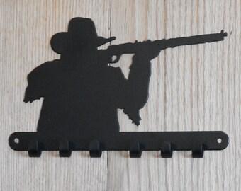 Cowboy hunting key holder  [4500459]